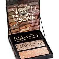 Urban Decay Naked The Perfect 3Some Vault | macys.com