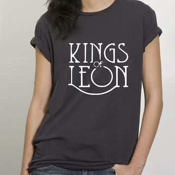 kings of leon t shirt for Tshirt , Women ,Men