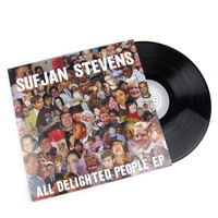 Sufjan Stevens: All Delighted People EP Vinyl 2LP