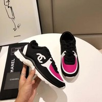 New Fashion Double C Low Top Sneaker Reference #192 - Ready Stock