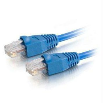 C2g 20ft Usa Cat5e Stranded Patch Cable Blue