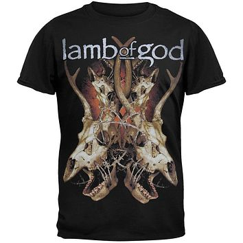 Lamb of God - Tangled Bones T-Shirt