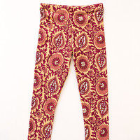 Playtime Leggings Apricot Daydreamer
