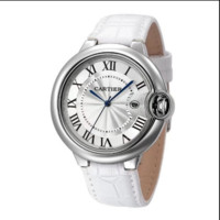 Cartier exquisite fashion watch F-PS-XSDZBSH White