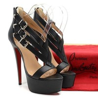 CL Christian Louboutin Fashion Heels Shoes-207