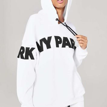 Chenille Oversized Hoodie By Ivy Park | Topshop
