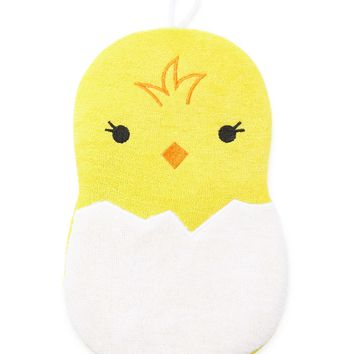 Chick Bath Mitt
