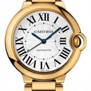 Cartier - Ballon Bleu 36mm - Yellow Gold