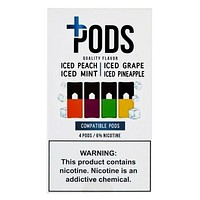 Plus Pods Multipack Pack of 4