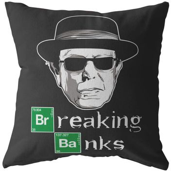 Funny Bernie Sanders Pillows Breaking Banks