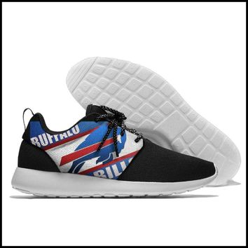 Buffalo Bills Athletic Lace Up Sport Running Shoes Sports Fan Gift