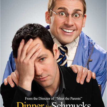 Dinner for Schmucks 11x17 Movie Poster (2010)
