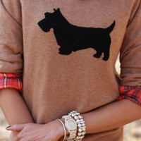Posts about Scottie Dog Sweater on Clarabelle