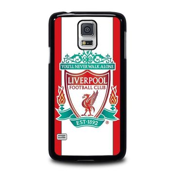 liverpool fc samsung galaxy s5 case cover  number 1