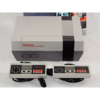 Nintendo Entertainment System NES-001 w/ 2 Controllers