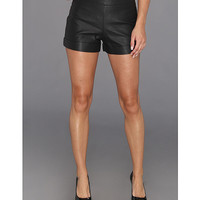 French Connection Cult Connection Shorts Black - Zappos.com Free Shipping BOTH Ways