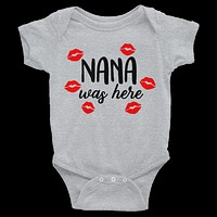 Nana Was Here Onesuit