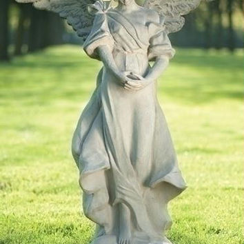 Best Angel Garden Statues Products on Wanelo