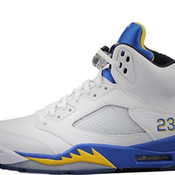 "Air Jordan Retro 5 ""Laney"" - Authentic (136027-189)"