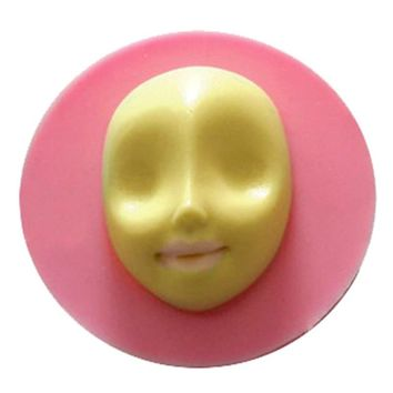 1pcs  Silicone Fondant Mold Baking Cookie