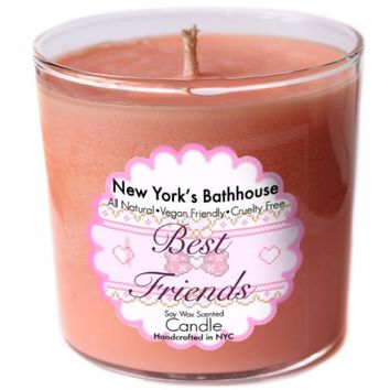 Best Friends Soy Wax Candle