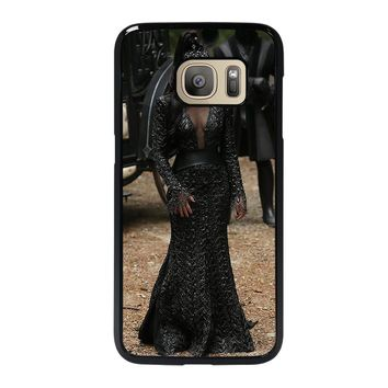 ONCE UPON A TIME EVIL QUEEN Samsung Galaxy S7 Case