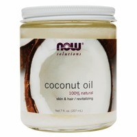 NOW Solutions Coconut Oil Oil 100% Natural
