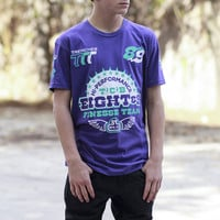 High Performance T Shirt Grape