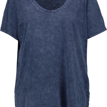 Distressed cotton T-shirt | Splendid | US | THE OUTNET