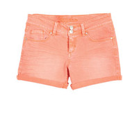 Jayden Shorts in Orange Sherbet