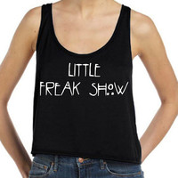 American Horror Story Little Freak Show Flowy Tank