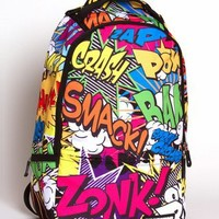 Sprayground POW Deluxe Backpack