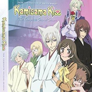 Tia Ballard & Sean O'Connor & Jerry Jewell-Kamisama Kiss: Season 2