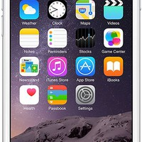 iPhone 6 128GB Silver (GSM)