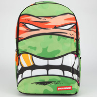 Sprayground Teenage Mutant Ninja Grillz Backpack Michelangelo One Size For Men 24226174901