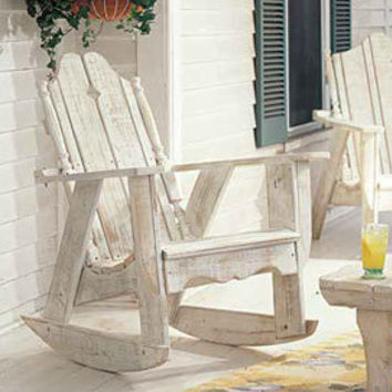 Nantucket Rocker - Patio Furniture - Outdoor Furniture - Furniture - PoshLiving