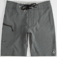 Volcom Static Mod Mens Boardshorts Slate  In Sizes