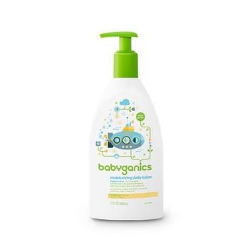 Babyganics Daily Lotion - 17oz