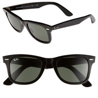 Women's Ray-Ban 'Classic Wayfarer' 50mm Sunglasses
