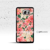 Carnations Floral Case Cover for Samsung Galaxy S & Note Series