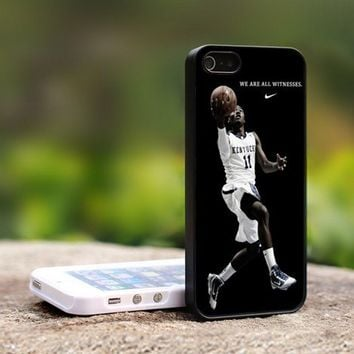 Nike John Wall Basketball - For iPhone 5 Black Case Cover