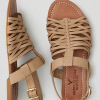 AEO MICRO SUEDE SANDAL