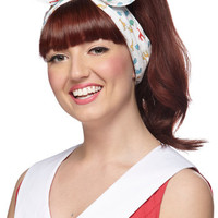 ModCloth Through the Wire Headband in Animals