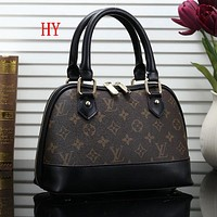 Louis Vuitton LV Women Fashion Tote Handbag Satchel