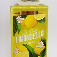Bath & Body Works SPARKLING LIMONCELLO Shower Gel 10 oz