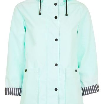 PETITE Ivy Rain Mac - Jackets & Coats - Clothing
