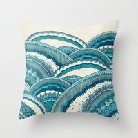 Hills Of Hope Throw Pillow by Rskinner1122
