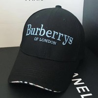 Burberry Fashion Casual Hat Cap