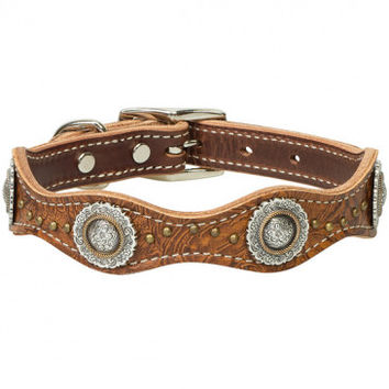 Weaver Western Edge Dog Collar