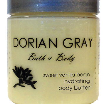 Sweet Vanilla Bean Hydrating Body Butter
